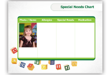 special-needs-chart