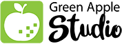 Studio La Pomme Verte Logo